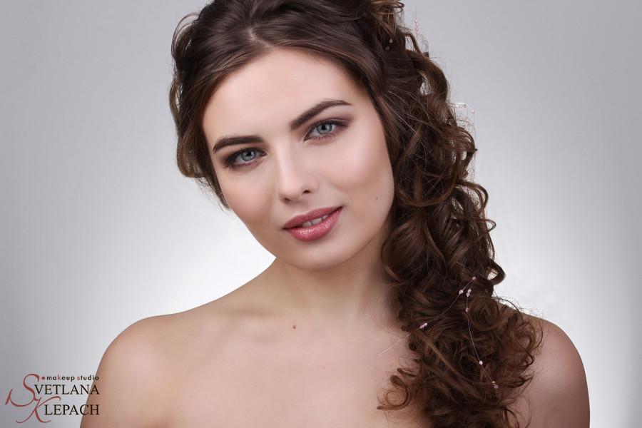 Прическа, макияж и фото - Светлана Клепач, Мои работы