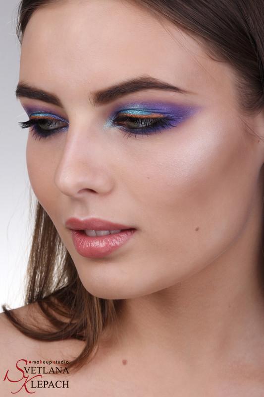 Pigment makeup