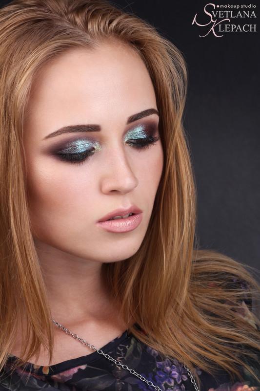 Праздничный макияж, Работы Светланы Клепач