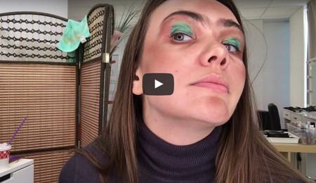 Юмор: Визажист визажисту друг (видео)
