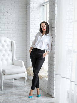 Визажист и стилист, преподаватель визажа Светлана Клепач